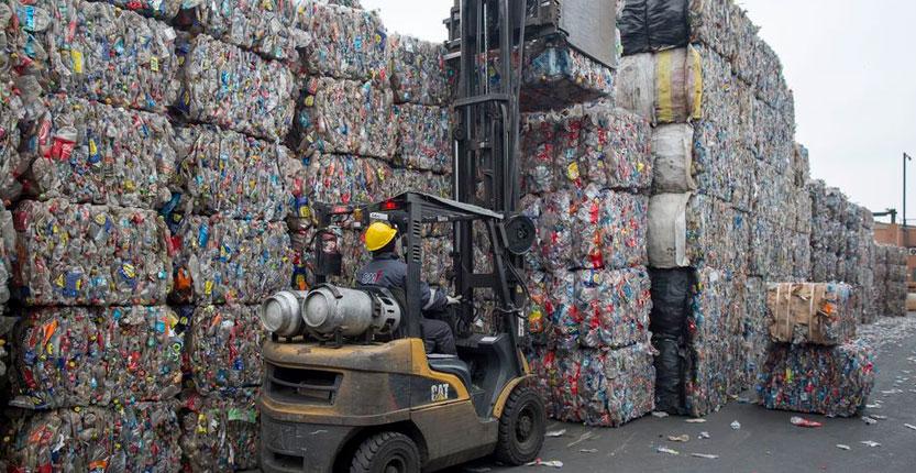 Los terceros en el mundo: Perú y la botella fabricada 100% de material reciclado